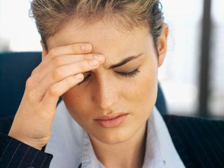 Головная боль как симптом заболевания