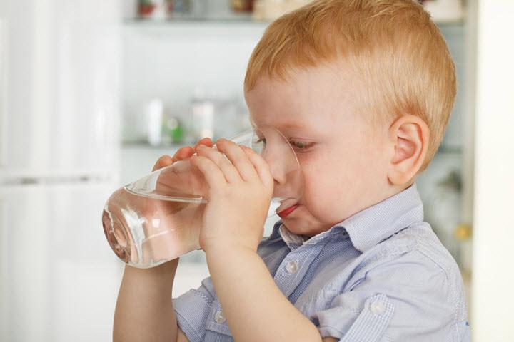 Питье при головной боли