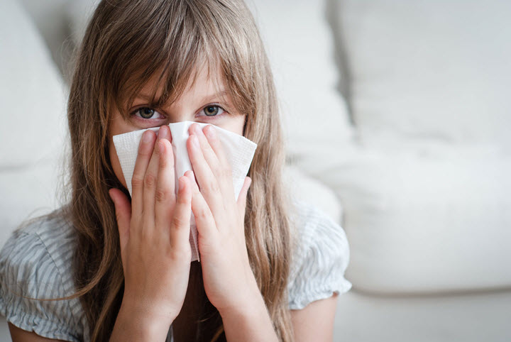 Синусит как причина головной боли