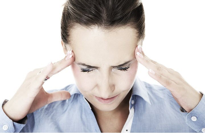 Помощь при мигрени в домашних условиях