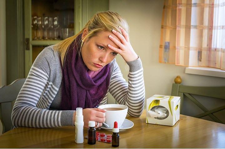 Что пить при головной боли