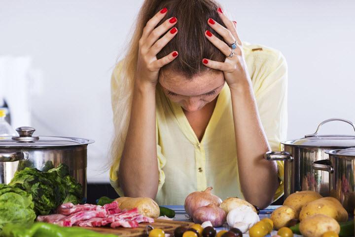 Что нужно есть при мигрени