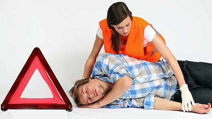 Оказание помощи при потере сознания