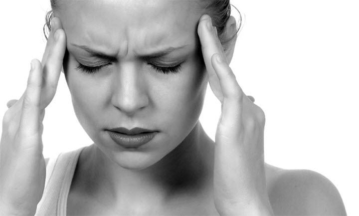 Головная боль при сотрясении мозга