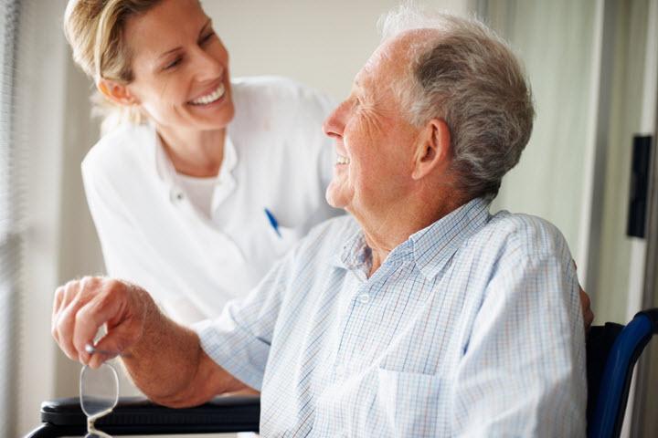 Уход за больными при болезни Альцгеймера