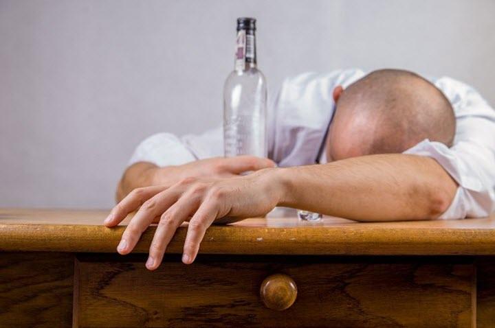 Алкоголизм и эпилепсия