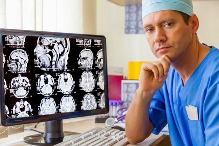 Медицинское исследование головного мозга
