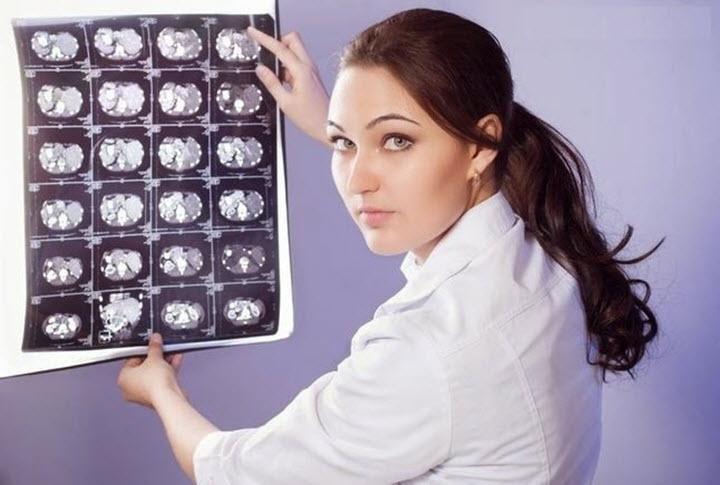 Рентген при сотрясении мозга