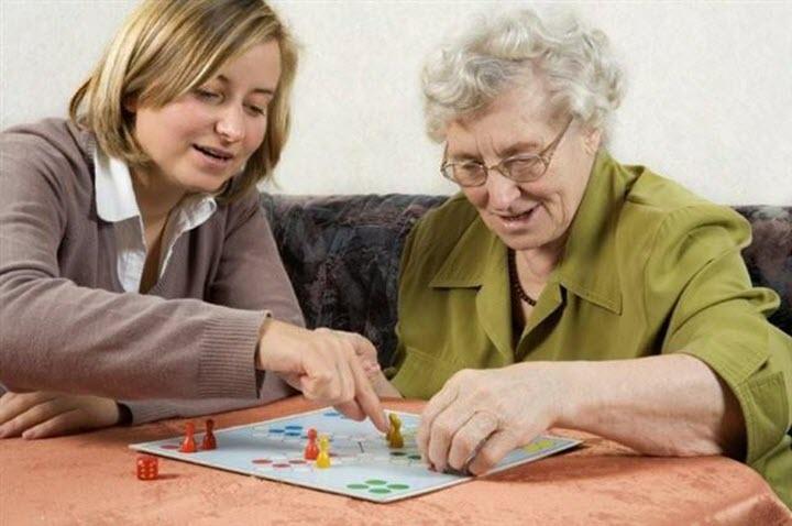 Помощь при болезни Альцгеймера