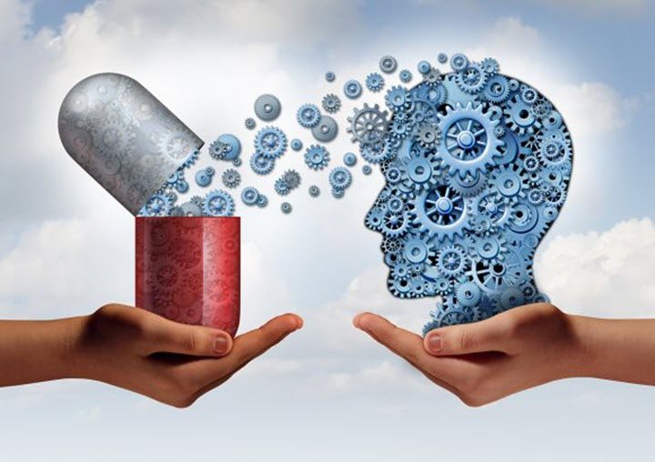 Медикаментозное лечение болезни Альцгеймера