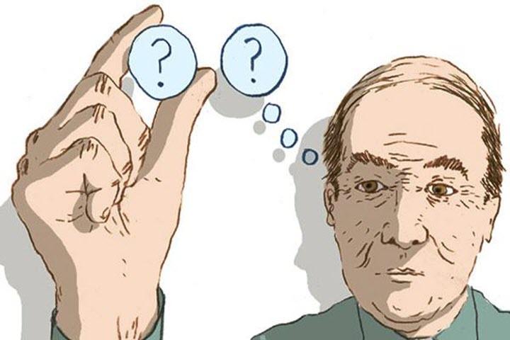 Потеря памяти при болезни Альцгеймера