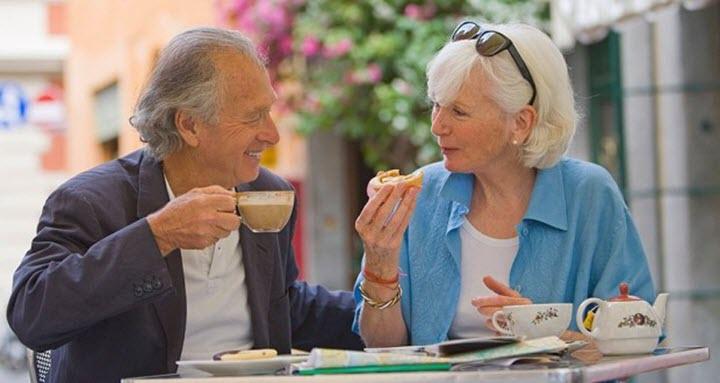 Здоровая старость