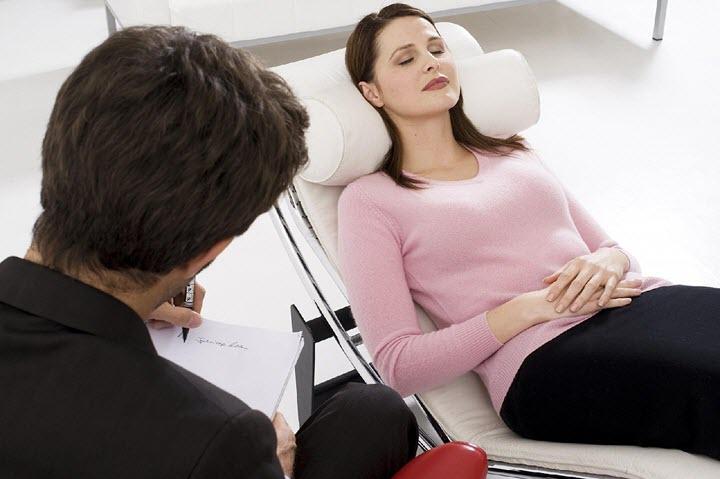 Работа с психотерапевтом