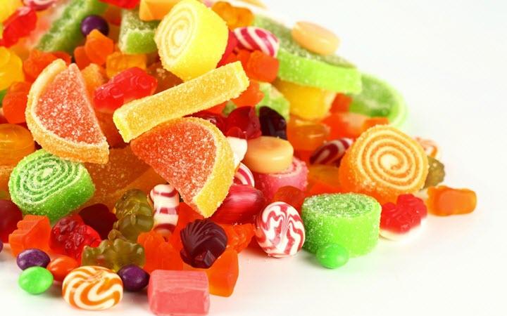 Исключить из рациона сладости