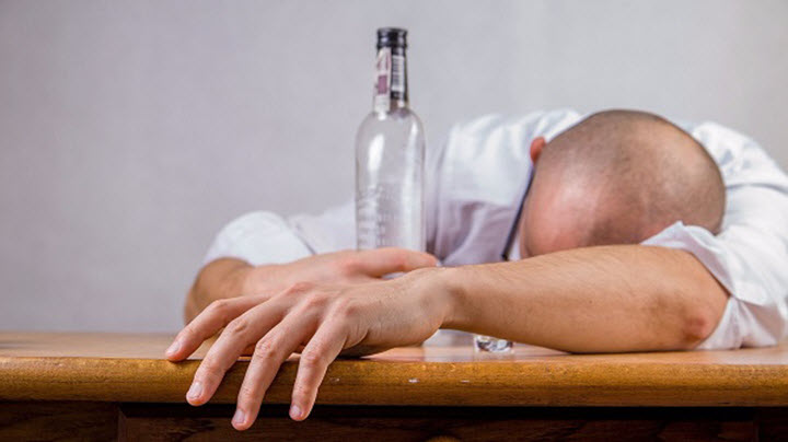 Негативное влияние алкоголя на мозг