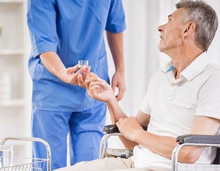 Лечение при болезни Паркинсона