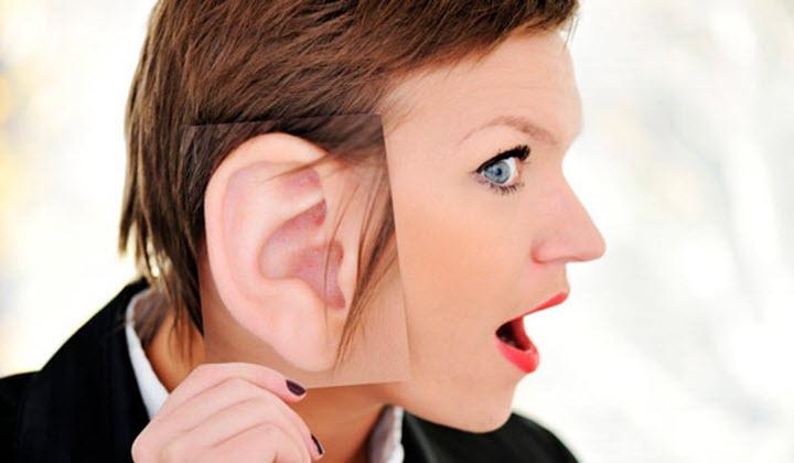 Шумы в ушной раковине