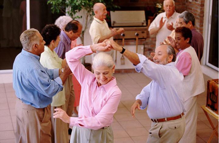 Танцы как реабилитация при болезни Паркинсона