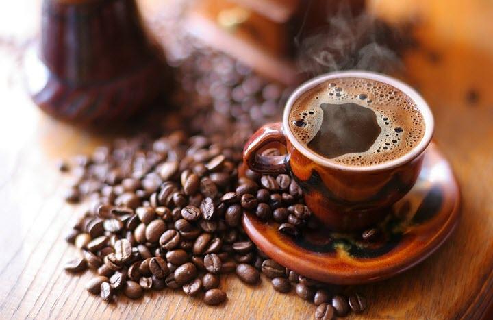 Кофе при головной боли